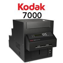 Impresora Kodak 7000.diagnóstico .reparación