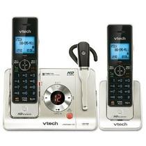 Vtech Ls6475 3 Telefonos Inalambricos Con Manos Libres
