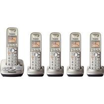 Telefono Inalambrico Panasonic Quintuple Dect 6.0 Tg4225 Id