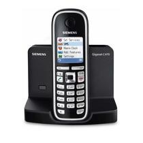 Teléfono Inalámbrico Dect Gigaset C470 Pantalla Color