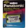 Bateria Pila Panasonic P Telefono Casa Hhr-p513
