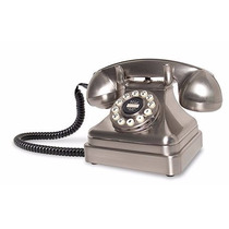 Telefono Antiguo Crosley Cr62 Telefono De Escritorio Retro