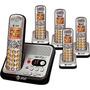 Telefonos Inalambricos At&t El52500 Kit 5 Tels Envio Gratis