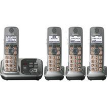 Telefono Panasonic Bluetooth 4 Auriculares Teclas Grandes