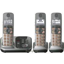 Telefono Panasonic Bluetooth 3 Auriculares Teclas Grandes