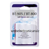Bateria Telefonica Para Uniden Bt-800 / Panasonic Bt-905 Ge