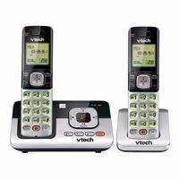 2 Telefonos Inalambricos Vtech 6829-2 Dect 6.0 Id Call Msi
