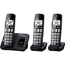 Panasonic Kx-tge233b Dect 6.0 Digital Cordless System Respon