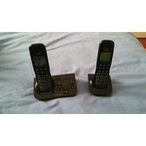 Teléfono Inalambrico Con Una Extensión Alcatel