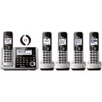 Telefono Panasonic Kx-tgf375s 5 Ext Expandible