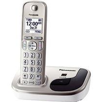Panasonic Kx-tgd210n Dect 6.0 1.9 Ghz Expandible Teléfono In
