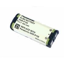 Bateria Pila Panasonic P Telefono Casa Hhr-p105