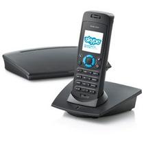 Telefono Inalambrico Dect 6.0 Linea Tradicional Y Skype