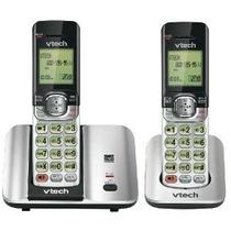 Juego De Telefonos Inalámbricos Vtech Cs6519-2 Meses Sin Int