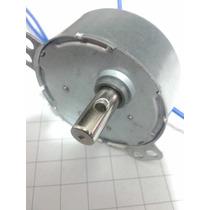 Motor 5 Revoluciones X Minuto Para Incubadora Envío Gratis