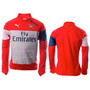 Chamarra Puma Training Arsenal Fc !no Clon! !envío Gratis!