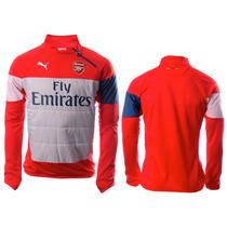 Chamarra Puma Training Arsenal Fc !no Clon! !envío Gratis!