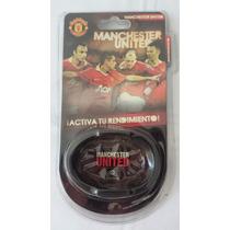 Pulsera Energetica Original Del Manchester United