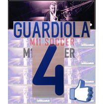 Estampado Barcelona Visitante 01-02, Guardiola #4