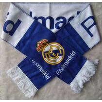 Bufandas Importadas Barcelona Chelsea Real Madrid Manchester