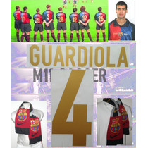 Estampado Barcelona Local Centenario 1999 4 Guardiola,