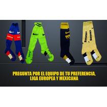 Calcetas (medias) De Futbol Profesionales Nike, Puma, Adidas