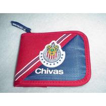 Cartera De Chivas Del Guadalajara Originales Y Nuevas