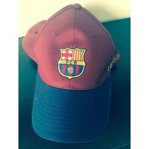 Gorra Oficial Fc Barcelona 100% Original