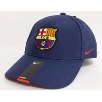 Gorra, Cachucha De Futbol Club Barcelona Nike Original