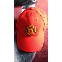 Gorra, Cachucha Futbol Club Manchester United Nike Original