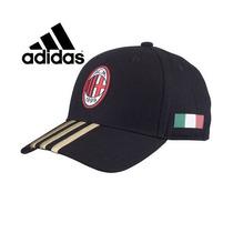 Gorra Adidas Ac Milan, Original Garantizada.
