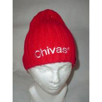 Gorro De Chivas Rojo Original