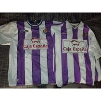 Jerseys Valladolid Kelme Y Umbro 2x1