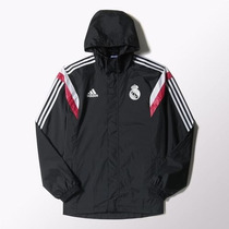 Real Madrid Talla Large Chamarra All Weather Adidas