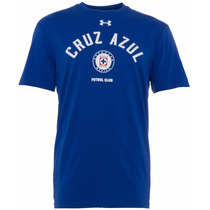 Under Armour Playera Cruz Azul Graphic M