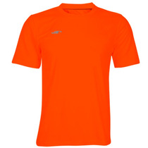 Playera Dry-tech Naranja Neon Adultos Galgo