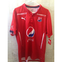Jersey Independiente De Medellín Puma Colombia Original Xl