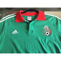 Playera Original Polo Mexico Adidas