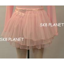 Faldas De Ballet Color Rosa Para Niña
