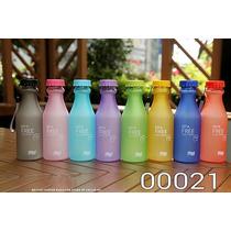 Botella De Plastico Irrompible Anfora