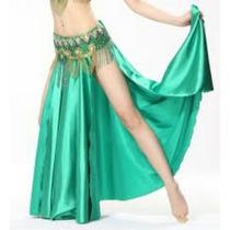 Falda Semicircular Charmousse, Danza Árabe, Belly Dance