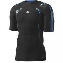 Adidas Techfit Powerweb Talla L Reebok Under Nike Puma Hm4