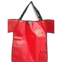 Adidas Bolso De Shopping Bag Playera Seleccion Española Gym