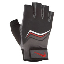 Nike Guantes Gym Hombre Core Lock Traning Pesas Cardio Gym