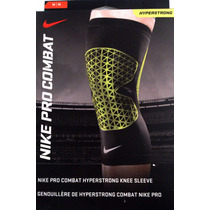 Nike Pro Combat Soporte Rodilla Lesiones Deportes Unisex Gym