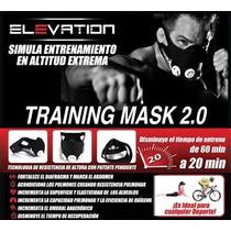 Máscara Entrenamiento Elevación Mask