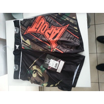 Short Mma Tapout Talla 32-34 Pm0