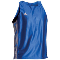 Chaleco - Azul Adidas Boxing Xxl Boxeadores Fitness Deportiv
