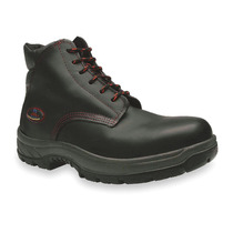 Zapato Industrial Negro Talla 5 Ancho Eee Duramax
