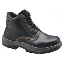 Zapato Industrial Negro Talla 4 Ancho Eee Duramax
